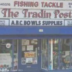 Fishing tackle and bait shop in Grimsby for lugworms and maggots